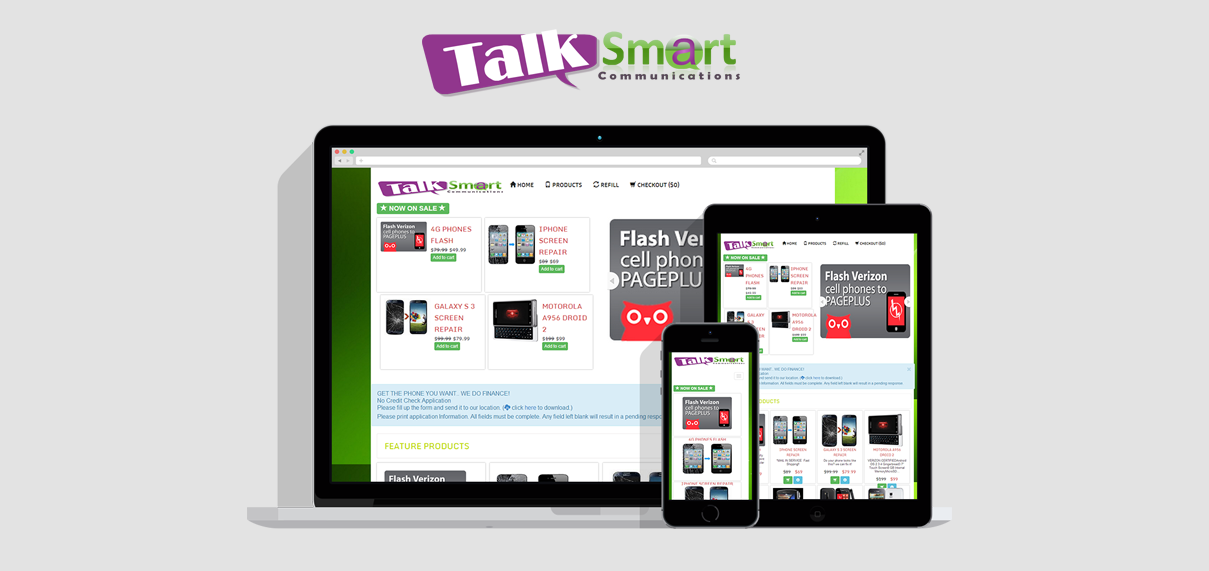 TALK SMART COMMUNICATION