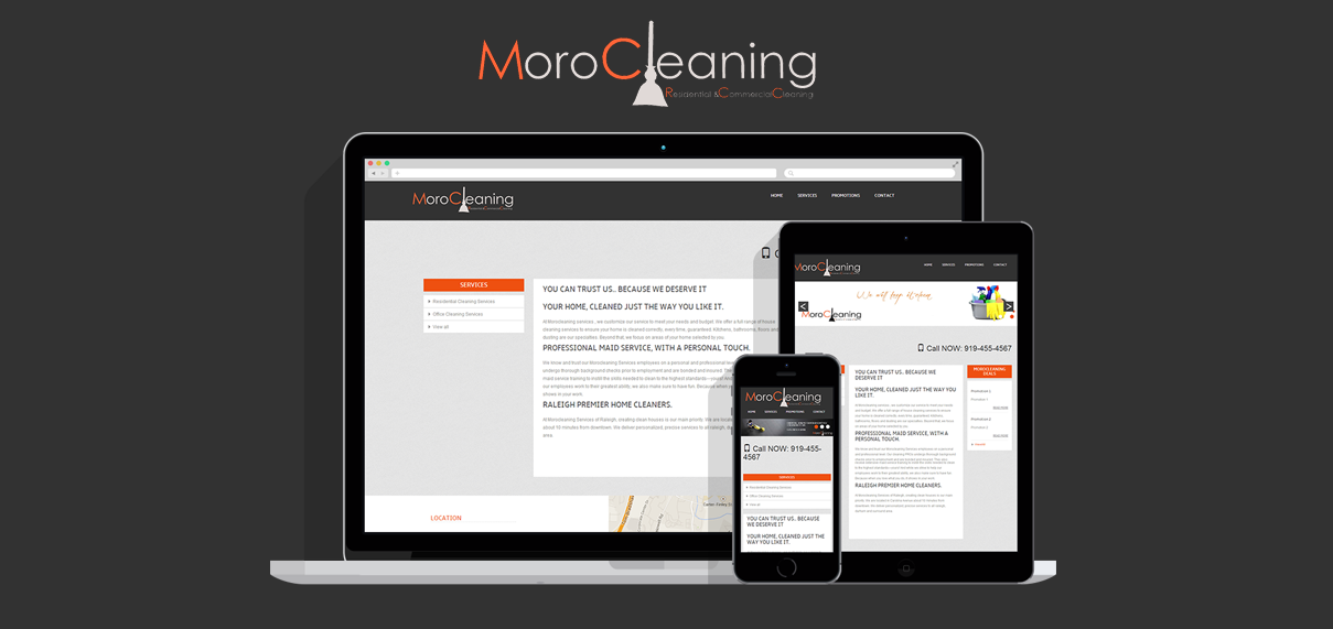 MORO CLEANING