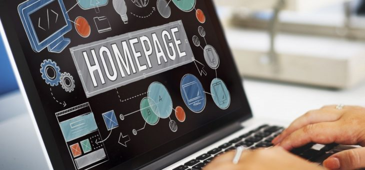 Creating the Ideal Home Page