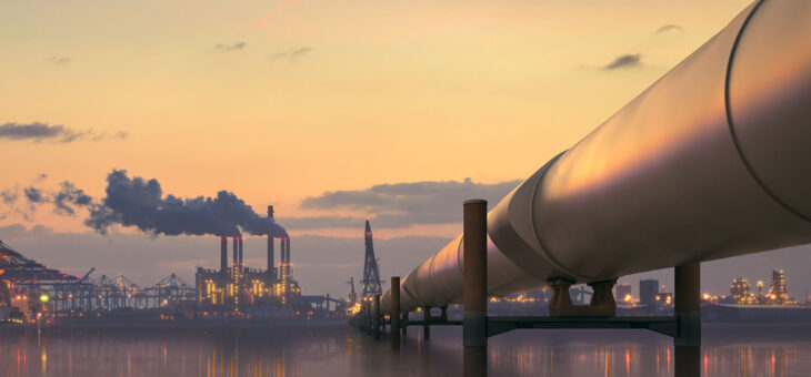 How to buy natural gas for the enterprise